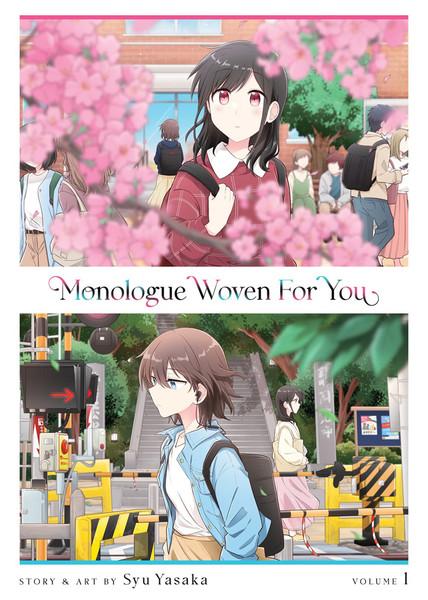 Monologue Woven For You Manga Volume 1 (Color)