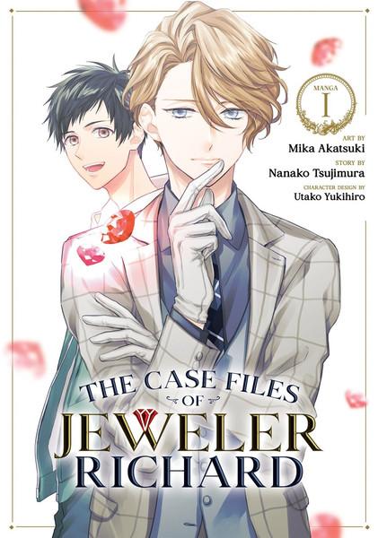 The Case Files of Jeweler Richard Manga Volume 1