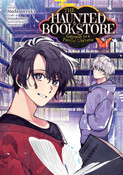 The Haunted Bookstore Gateway to a Parallel Universe Manga Volume 1