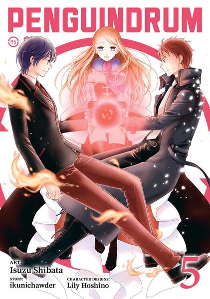 PENGUINDRUM Manga Volume 5