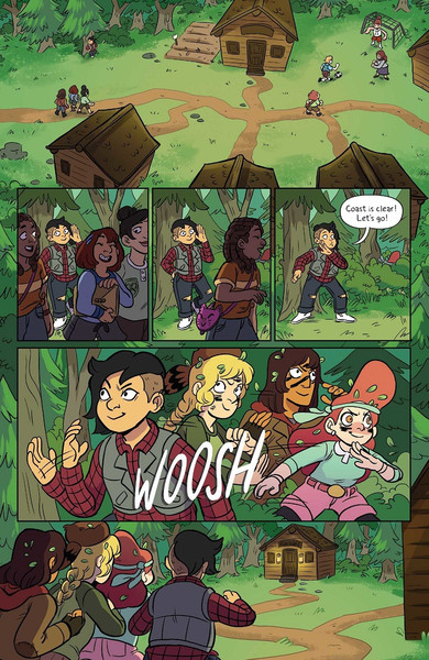 Lumberjanes To The Max Edition Graphic Novel Volume 4 (Hardcover)