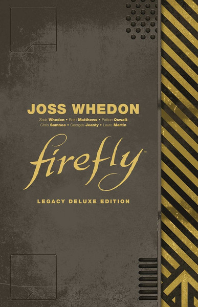 Firefly Legacy Deluxe Edition Graphic Novel (Hardcover)
