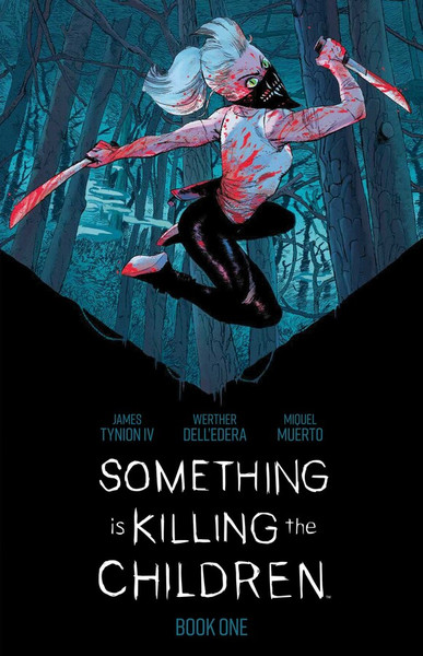 Something is Killing the Children Book One Deluxe Slipcase Edition Graphic Novel (Hardcover)