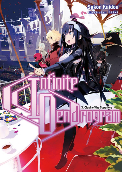 Infinite Dendrogram Novel Volume 3