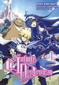 Infinite Dendrogram Manga Omnibus Volume 1