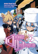 Infinite Dendrogram Manga Omnibus Volume 2
