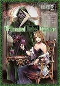 The Unwanted Undead Adventurer Manga Volume 2