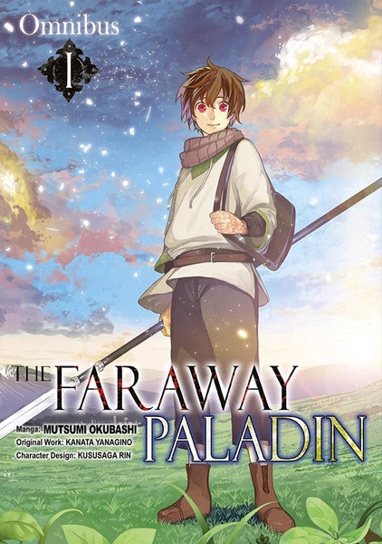 The Faraway Paladin Manga Omnibus Volume 1 Cover