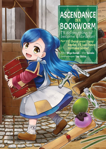 Ascendance of a Bookworm Part 1 Manga Volume 1