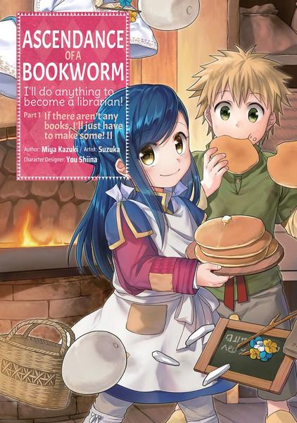 Ascendance of a Bookworm Part 1 Manga Volume 2