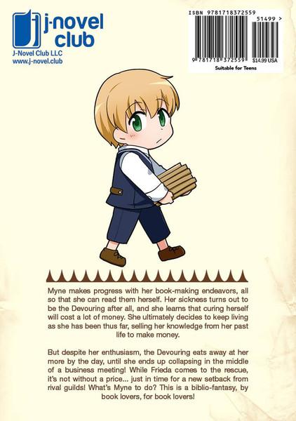 Ascendance of a Bookworm Part 1 Manga Volume 6