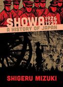 Showa 1926-1939 A History of Japan Manga