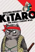 Shigeru Mizuki's Kitaro and the Great Tanuki War Manga