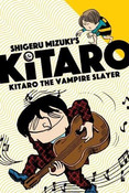 Shigeru Mizuki's Kitaro the Vampire Slayer Manga