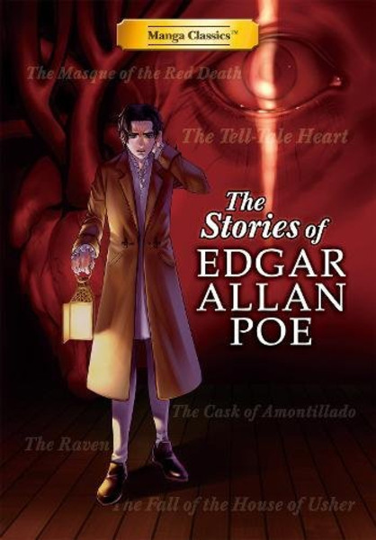 The Stories of Edgar Allan Poe Manga