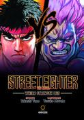 Street Fighter Where Strength Lies Novel (Hardcover)