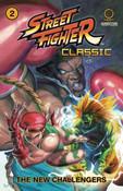 Street Fighter Classic Manga Volume 2