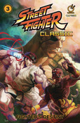Street Fighter Classic Manga Volume 3