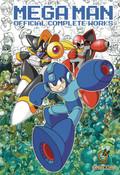 Mega Man Official Complete Works Artbook (Hardcover)