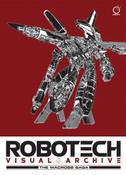 Robotech Visual Archive The Macross Saga 2nd Edition Artbook (Hardcover)