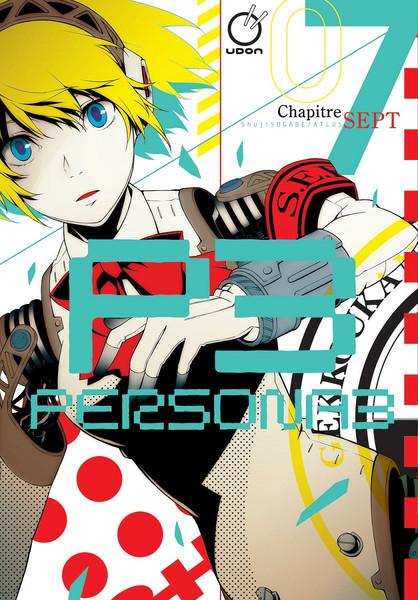 Persona 3 Manga Volume 7