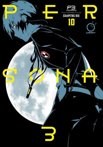 Persona 3 Manga Volume 10