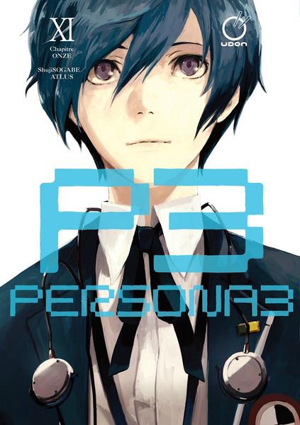Persona 3 Manga Volume 11