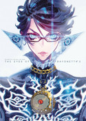 The Eyes of Bayonetta 2 Artbook (Color) (Hardcover)