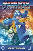 Mega Man Mastermix Manga Volume 1