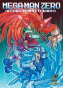 Mega Man Zero Official Complete Works Artbook (Hardcover)