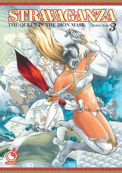 Stravaganza Manga Volume 3