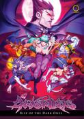 Darkstalkers Rise of the Night Warriors Manga (Hardcover)