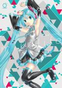 Mikulife KEI's Hatsune Miku Artbook (Hardcover)