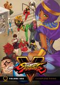 Street Fighter V Champions Rising Manga Volume 1 (Hardcover)