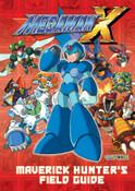 Mega Man X Maverick Hunter's Field Guide (Hardcover)