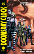 Doomsday Clock Part 1 Graphic Novel (Hardcover)