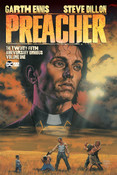 Preacher 25th Anniversary Graphic Novel Omnibus Volume 1 (Hardcover)
