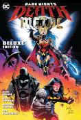 Dark Nights Death Metal Deluxe Edition Graphic Novel (Hardcover)