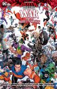 Dark Nights Death Metal War of the Multiverses Graphic Novel
