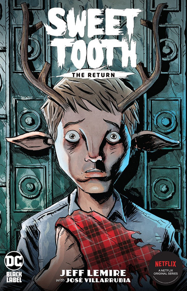 Sweet Tooth The Return Graphic Novel