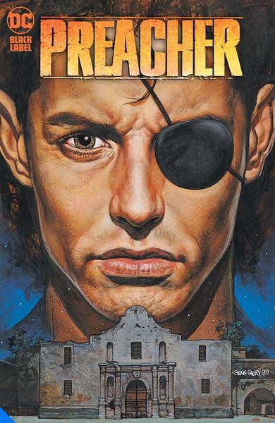 Preacher 25th Anniversary Graphic Novel Omnibus Volume 2 (Hardcover)