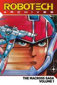Robotech Archives The Macross Saga Graphic Novel Volume 1