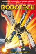 Robotech Graphic Novel Volume 4