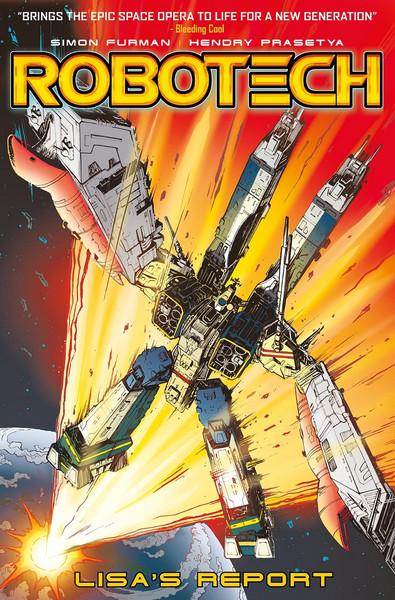 Robotech Manga Volume 4