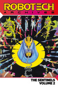Robotech Archives The Sentinels Graphic Novel Volume 2