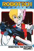 Robotech Archives The Masters Graphic Novel Volume 1