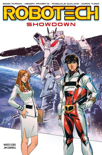 Robotech Manga Volume 5