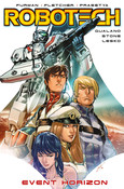 Robotech Event Horizon Graphic Novel