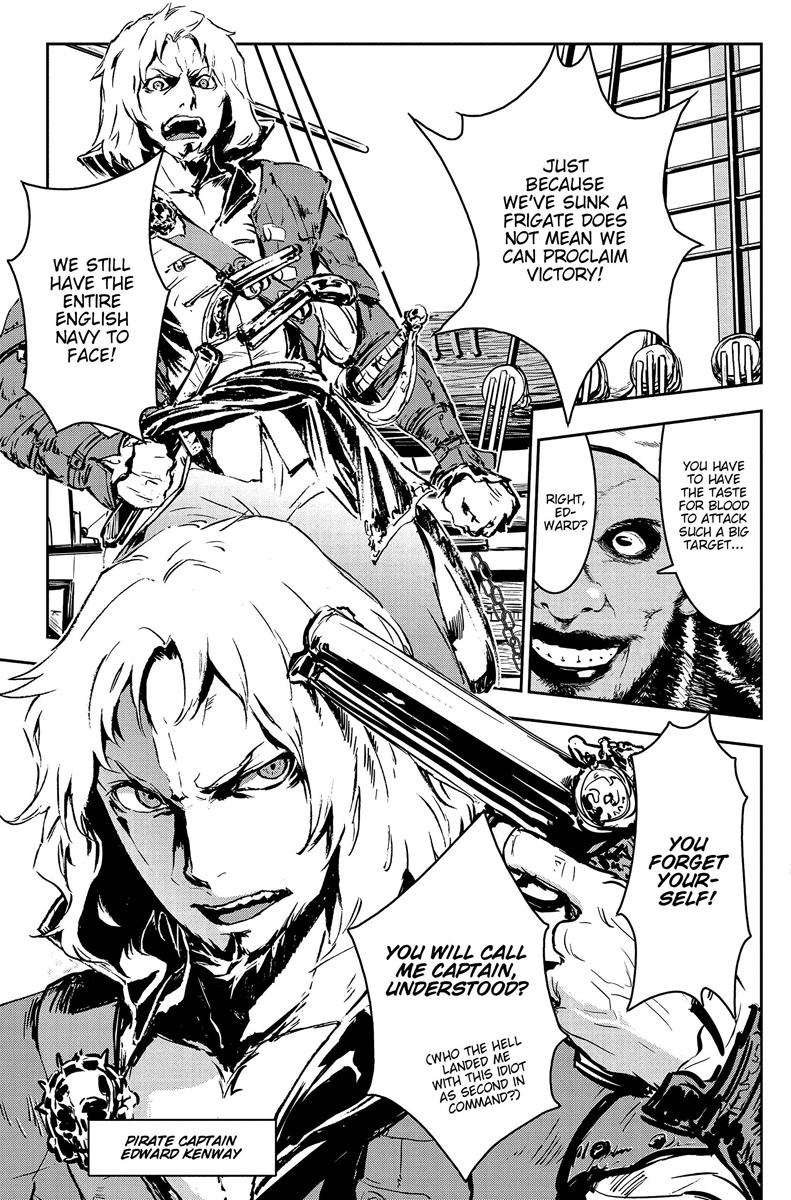 Assassin's Creed Awakening Manga Omnibus
