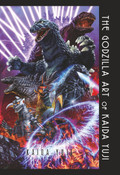 The Godzilla Art of KAIDA Yuji Artbook